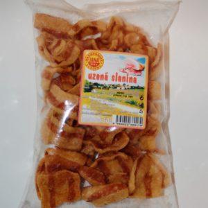 Snack proužky uzená slanina