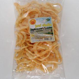 Snack kroužky jarní cibulka 50g